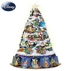 Disney christmas trees, Disney christmas and Christmas trees on ...