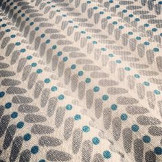 Blue Curtains Blue and Grey Made to Measure Curtains by WhoaBoho