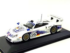 1/43 ポルシェ911 GT1 #25 ルマン24H 1997 AG ミニチャンプス http://www.amazon.co.jp/dp/B00S6AZZCO/ref=cm_sw_r_pi_dp_LY24ub0883XK4