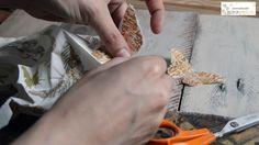 10 Trucos para mejorar tu decoupage o decoración con servilletas