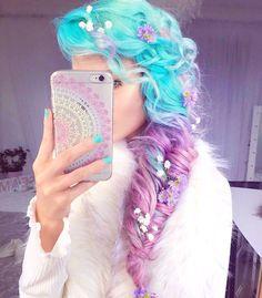 Her hair #pinterest