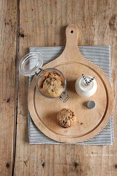 cookies015 cookies au beurre de cacahuète, pépites de chocolat et éclats de caramel