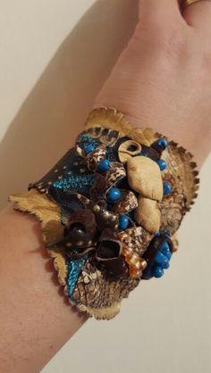 Handmade Jewellery, Diamond, Bracelets, Jewelry, Fashion, Felting, Moda, Handmade Jewelry, Jewlery