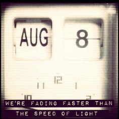 • august 8 •     #august #eight #clock #oldschool