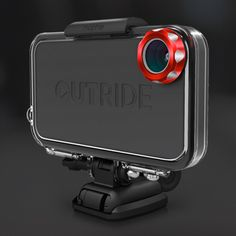 Mophie Outride - Turn your iPhone into a waterproof wide-angle POV camera