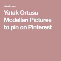Yatak Ortusu Modelleri Pictures to pin on Pinterest