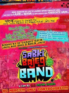 Sabki Bajegi Band 2015 Hindi DVDRip Download