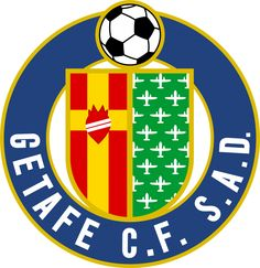 """See 292 photos from 906 visitors about football and park. """"To get here take the cercanias to Parla, get off at Getafe Centro and take the Metro. Spanish Football Players, Football Team Logos, Soccer Logo, Football Soccer, Sports Logos, Soccer Kits, Soccer Games, Great Logos, Professional Football"""