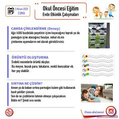 Evde Eğitim 2. Hafta Etkinlikleri Holiday Parties, Ads, How To Plan, Party, Christmas Games, Fiesta Party, Receptions, Parties, Ballerina Baby Showers