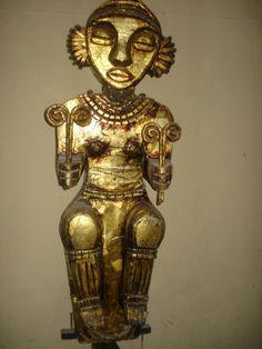 Quimbaya pre-columbian gold