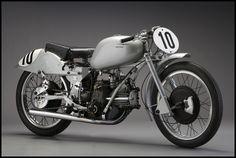Moto Guzzi Gambalunga 500