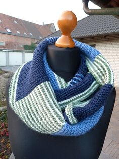 Challah Infinity Scarf Knit Pattern Free Infinity Scarf