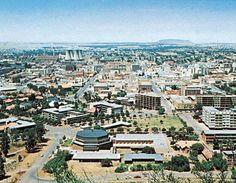 Bloemfontein, South Africa (judicial capital) 369,568 population.