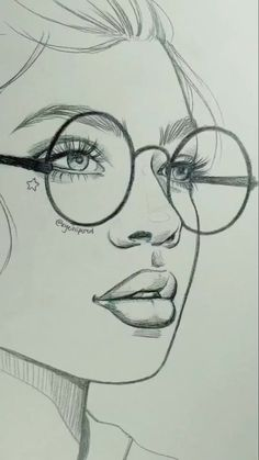 Pencil Sketch Drawing, Girl Drawing Sketches, Art Drawings Sketches Simple, Pencil Art Drawings, Drawing Ideas, Tumblr Girl Drawing, Tumblr Sketches, Awesome Drawings, Girl Sketch