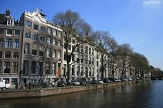 Herengracht - Amsterdam (Netherlands) by Meteorry, via Flickr