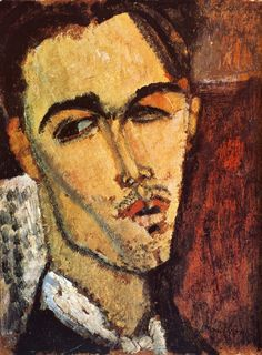 Modigliani, 1915 Portrait de Celso Lagar 35x27 cm Paris, Collection Particulière