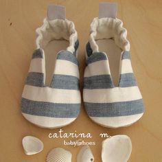 MOLDES SAPATINHOS BEBÉ Modelo n.4 Catarina M. by catarinamcrafts