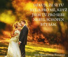 Buďme taky takovým partnerem. http://HarmonickyVztah.cz