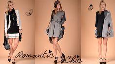 Stile romantico per una femminilità dolce e sussurrata!   http://www.fourstrokegroup.com/shop