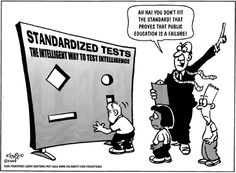 The ongoing battle between reformers and advocates of public education generally centers around one thing: the use of standardized testing to evaluate teacher effectiveness. This practice is partic…