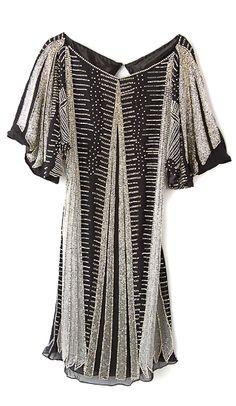 Dear Fieldbinder Parker Art Deco Dress