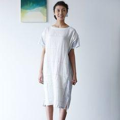 Nani Iro - Bed - Grass - - - Cozy Linen - Matama