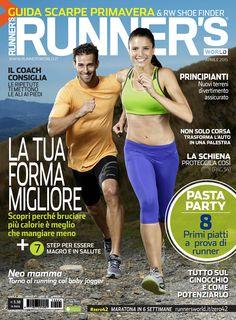 Runner's World Italia, Anno 10, Numero 4, Aprile 2015 - www.runnersworld.it