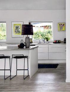 Stockholm Vitt - Interior Design: Nordic Noir
