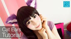 Cosplay Tutorial #01 | Cat Ears DIY