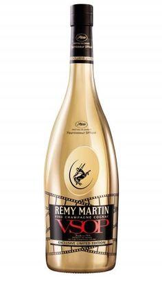 Rémy Martin Cognac Limited Edition Cannes Bottle