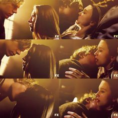 Tate and Violet<3