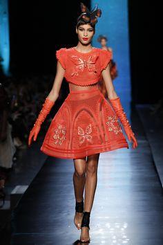 Jean-Paul Gaultier Haute-Couture printemps-été 2014 15/48
