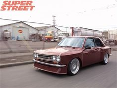 1971 Datsun 510 - Back in the Day - That 70's Car - Super Street Magazine