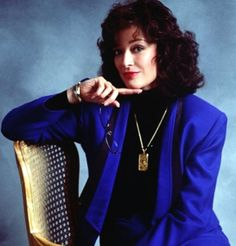 Designing Women - (1986-1993) Dixie Carter, aka Julia Sugarbaker.