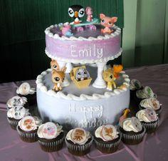 Littlest Pet Shop Birthday Party Ideas Cake