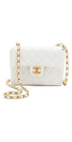info @ashleesloves.com #WGACAVintage #Vintage #Chanel #CC #HalfFlap #Mini #Bag #Designer #handbag #fashion #style