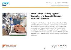 Besserer Einblick in alle Geschäftsvorgänge durch SAP Business One HANA