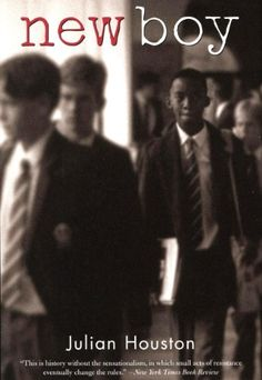 New Boy by Julian Houston Ages 12+ CIVIL RIGHTS http://www.amazon.com/dp/B003KK5E4E/ref=cm_sw_r_pi_dp_eGmGvb1YQ3966