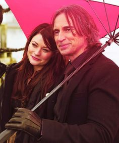 OUAT, Rumbelle<3 Belle and Rumplestiltskin from Once Upon A Time.