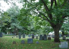 Salem's oldest graveyard
