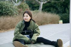 All things on Miss A's maknae and the Nation's First Love, Bae Suzy. Bae Suzy, Suzy Bae Fashion, Uncontrollably Fond Kdrama, Suzy Drama, Miss Korea, Miss A Suzy, Instyle Magazine, Cosmopolitan Magazine, Medical Drama