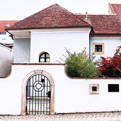 #house #home #dream #white #travel #slovakia