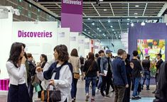 What you can see this year at Art Basel Hong Kong Art Basel Hong Kong, Hong Kong Art, Art Central, Large Scale Art, Art Fair, Historian, Installation Art, Asian Art, Discovery
