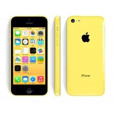 Just Pay AUD614.00 And Get Apple iPhone 5c 16GB LTE 4G Unlocked-Yellow with GST Tax Invoice from Electronic bazaar AU.