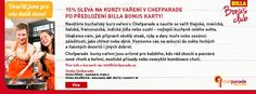 BILLA | Bonus club