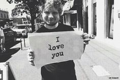 I love you too......but I'm pretty sure it's an edit :(