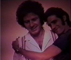 Glenn and Don from the Eagles.  We are Mourning the passing of one of the greats, Glenn Frey, 1-18-16.