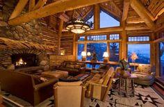 Romney's Ski Retreat | Cool Houses Daily