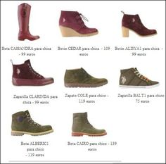 Red and green #sneakers, #boots and #heels by U.S. Polo Assn. Europe! What's your favorite?
