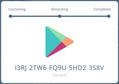 free google play codes list 2018